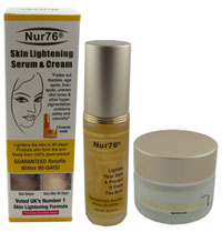 nur76 skin lightening